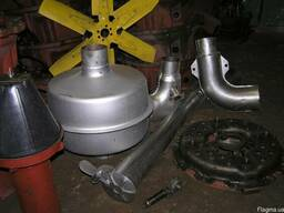Запасные части к тракторам Т-150