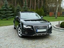 Запчасти Audi A4 Allroad Quattro Б/У шрот