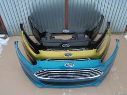 Запчасти Б\у Бампер передний Ford Fiesta MK7 2012-2013