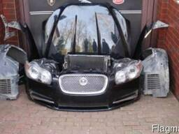 Запчасти Б/у Jaguar XF-SV8 XFS XFR Бампер крыло фара капот