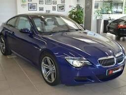 Запчасти б/у новые BMW E63/E64 M6 05-10 Разборка Крыло Ляда