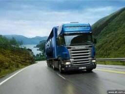 Запчасти для грузовиков Европейского производства