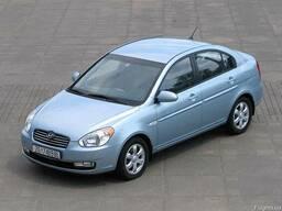 Запчасти для Hyundai Accent 1993-2013
