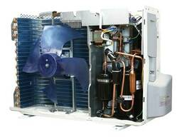 Запчасти для кондиционирования и холодильного оборудования.