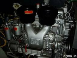 Запчасти двигателя ЯАЗ 204