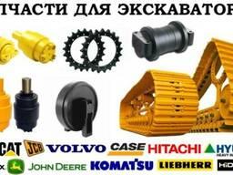 Запчасти экскаваторовХитачи Hitachi Komatsu JCB Hyundai