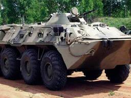 Запчасти и комплектующие на БРДМ БТР-70 БТР-80