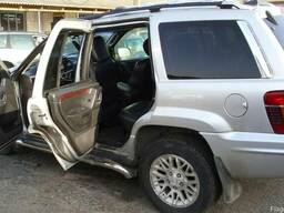 Запчасти Jeep Grand Cherokee 2 1998г-2003г 2.7CRD, АКПП.