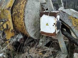Запчасти к бетоносмесителю Ферровиаль 750л