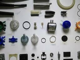 Запчасти к доильным аппаратам, клапана, мембраны, лопатки и