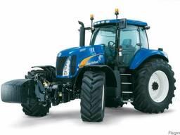 Запчасти к двигателю трактора New Holland T8010, T8020