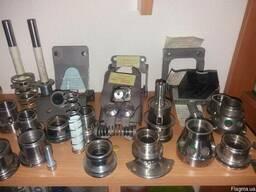 Запчасти к промышленному оборудованию - изготовление.