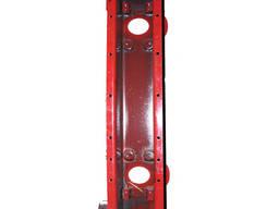 8245-036-010-645 Рама главная косилки Корпус корито роторной косилки Wirax 1.65 1.35