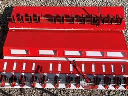 Стінка задня, перегородка, дно, висіваючий апарат, запчастини до сівалки СЗ-3,6 (5,4)
