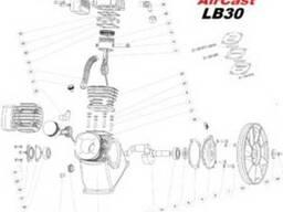 Запчасти компрессора LB30