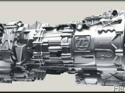 Запчасти КПП для коробки передач ZF в наличии. Ремонт КПП ZF