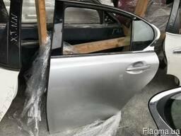 Запчасти Лексус Lexus GS 15г. Дверь задняя левая в сборе