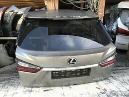 Запчасти Лексус Lexus RX 18г. Крышка багажника в сборе