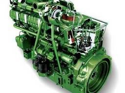Запчасти на двигатели John Deere/Джон Дир