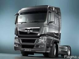Запчасти на грузовики MAN (МАН)