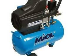 Запчасти на компрессор Miol 81-152