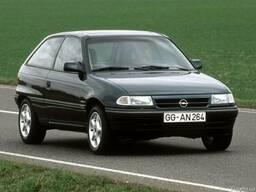 Запчасти на Opel Astra F 1993-1997 года
