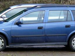 Запчасти на Opel Astra G 1998-2008 года