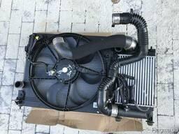 Запчасти Ниссан Nissan X-Trail 16г. 2 радиатора