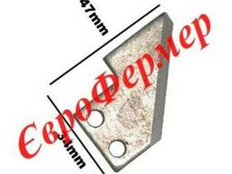 Запчасти пресс-подборщика Sipma Z-224.Нож вязального аппарат