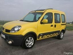 Запчасти Рено Кенго I Renault Kangoo I 2003-2008