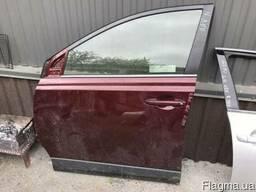 Запчасти Тойота Toyota RAV4 15г. Дверь передняя левая в сбор