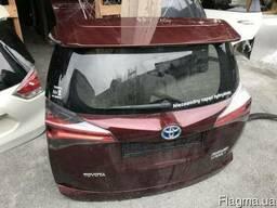 Запчасти Тойота Toyota RAV4 17г. Крышка багажника в сборе