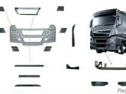 Облицювання пластикове для вантажних автомобілів