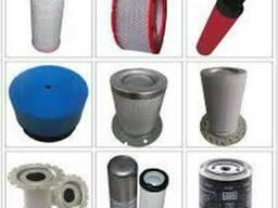 Запчастини для компресорного обладнання,фільтри