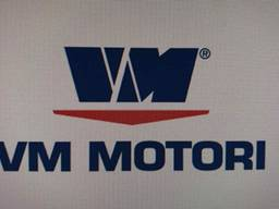 Запчастини на двигун VM Motori