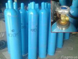 Баллон кислородный 40л (от 8000руб)