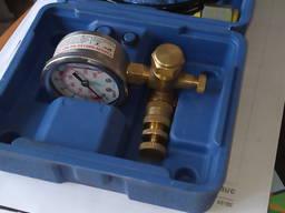 Заправка гидроаккумуляторов азотом