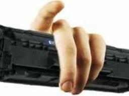 Заправка и ремонт картриджей принтера, и принтеров на дому с