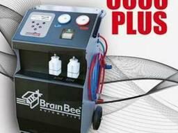 Заправка кондиционеров Brain Bee 6000 Plus (с принтером)