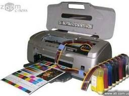 Заправка ( продажа ) картриджей, ремонт оргтехники ( принтер