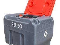 Заправочный мобильный резервуар для дизтоплива Sibuso CM300