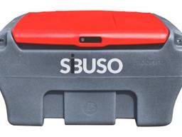 Заправочный мобильный резервуар для дизтоплива Sibuso CM200
