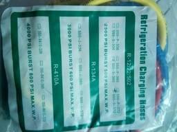 Заправочные шланги фреона (для кондиционеров и холода)