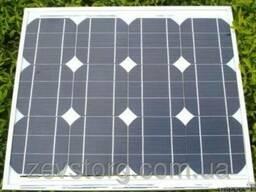 Зарядное Солнечная панель Solar board 50W 18V 67*54 cm