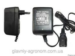 Зарядное устройство 12в для аккумуляторного садового опрыски