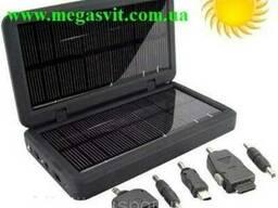 Зарядное устройство 2000мАч от солнечных батарей