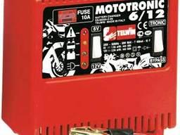 Зарядное устройство 230 В Mototronic 6/12