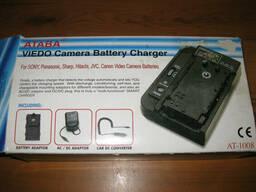 Зарядное устройство для аккумуляторов видеокамер Ataba. ..