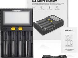 Зарядное устройство Miboxer C4 V4