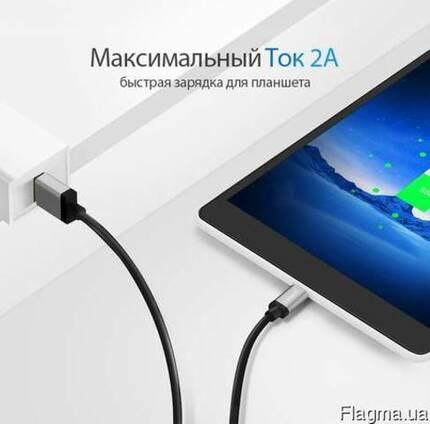 Зарядный Кабель для Android Ugreen Micro Usb 2.1A